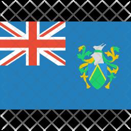 Pitcairn Flag Icon