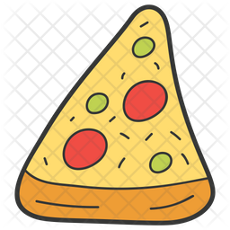 Pizza Icon Of Doodle Style Available In Svg Png Eps Ai Icon Fonts