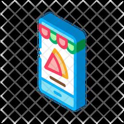 Pizza App Icon