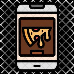 Pizza order Icon