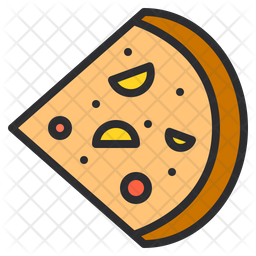 Pizza piece Icon