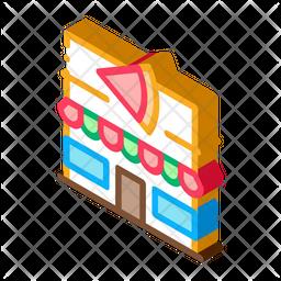 Pizza Shop Icon