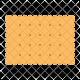 Plain cracker Icon