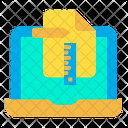 Plan Laptop Icon