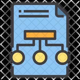Planning File Icon
