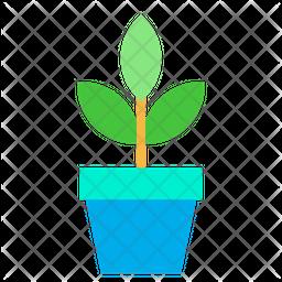 Plant Flat Icon