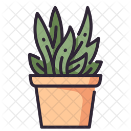 Plant Icon Of Colored Outline Style Available In Svg Png Eps Ai Icon Fonts