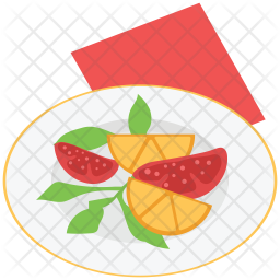 Plate Icon png