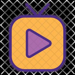 Play Igtv Icon