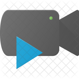 Play video Flat Icon