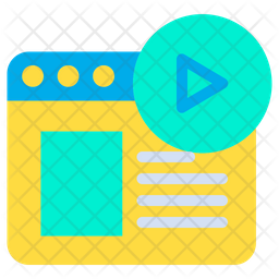 Play Web Icon