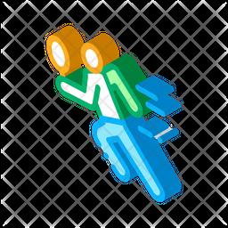 Player Running Icon
