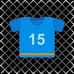 Player tshirt Icon