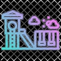 Playground Gradient Icon