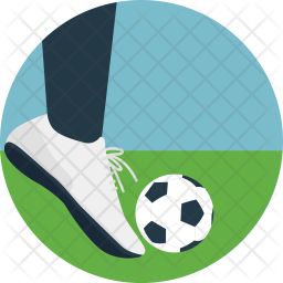 Playing Soccer Icon png