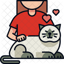 Playing With Pets Icon