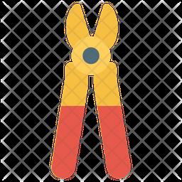 Plier Cutter Icon