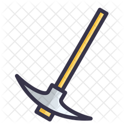 Plow Colored Outline Icon