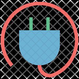 Plug power Icon