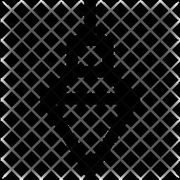 Plummet Icon