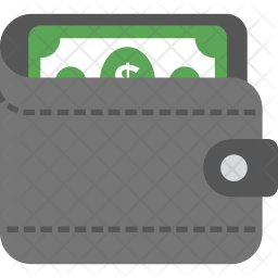 Pocket Money Icon Of Flat Style Available In Svg Png Eps Ai Icon Fonts