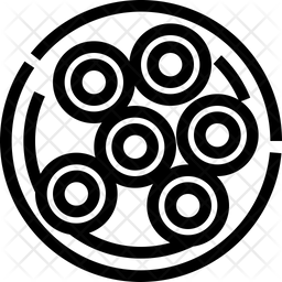 Poffertjes Icon