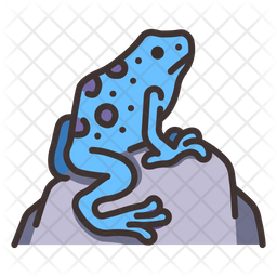 Poison Dart Frogs Icon