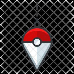 Pokemon locator Colored Outline Icon
