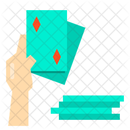 Poker Flat Icon