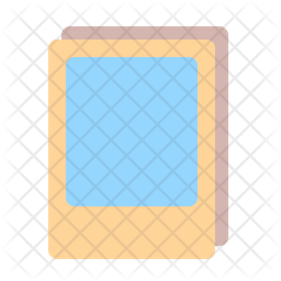 Polaroid Frame Icon Of Flat Style Available In Svg Png Eps Ai Icon Fonts Download the free graphic resources in the form of png, eps, ai or psd. polaroid frame icon