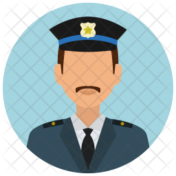 Policeman Icon png