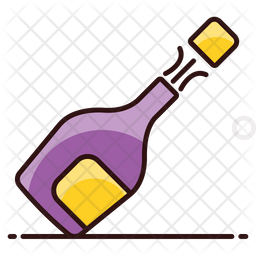 Popping Cork Icon