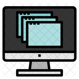 Popup Layout Icon