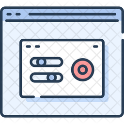 Popup Structure Icon