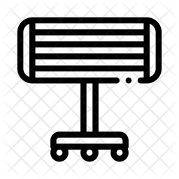 Portable Cooler Icon
