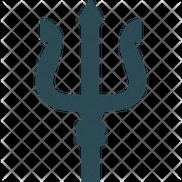 Poseidon Icon
