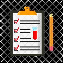 Positive Case List Icon