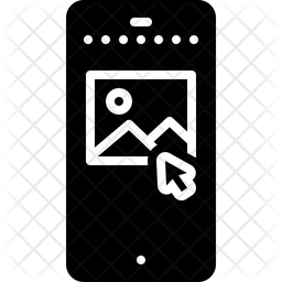 Post Glyph Icon