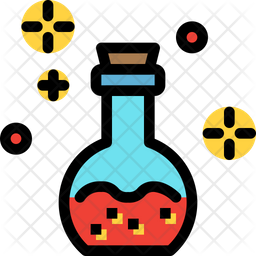 Potion Bottle Icon