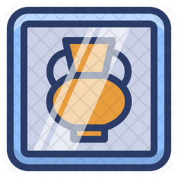 Pottery Painting Icon