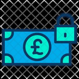 Pound Lock Icon