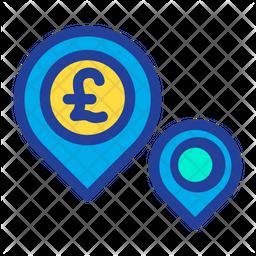 Pound Place Icon