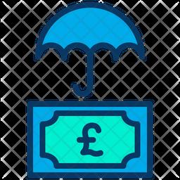 Pound Protection Icon