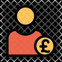 Pound User Icon