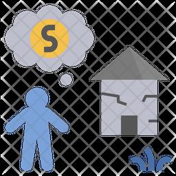 Poverty Icon