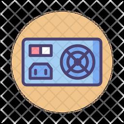 Power Ac Supply Icon