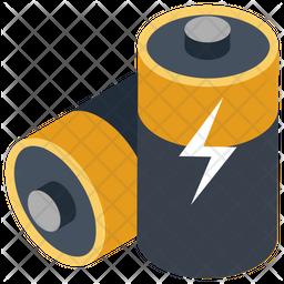 Power Cells Icon