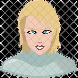 Power Girl Icon