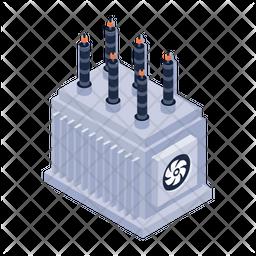 Power Transformer Icon