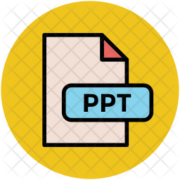 Ppt Icon Of Colored Outline Style Available In Svg Png Eps Ai Icon Fonts